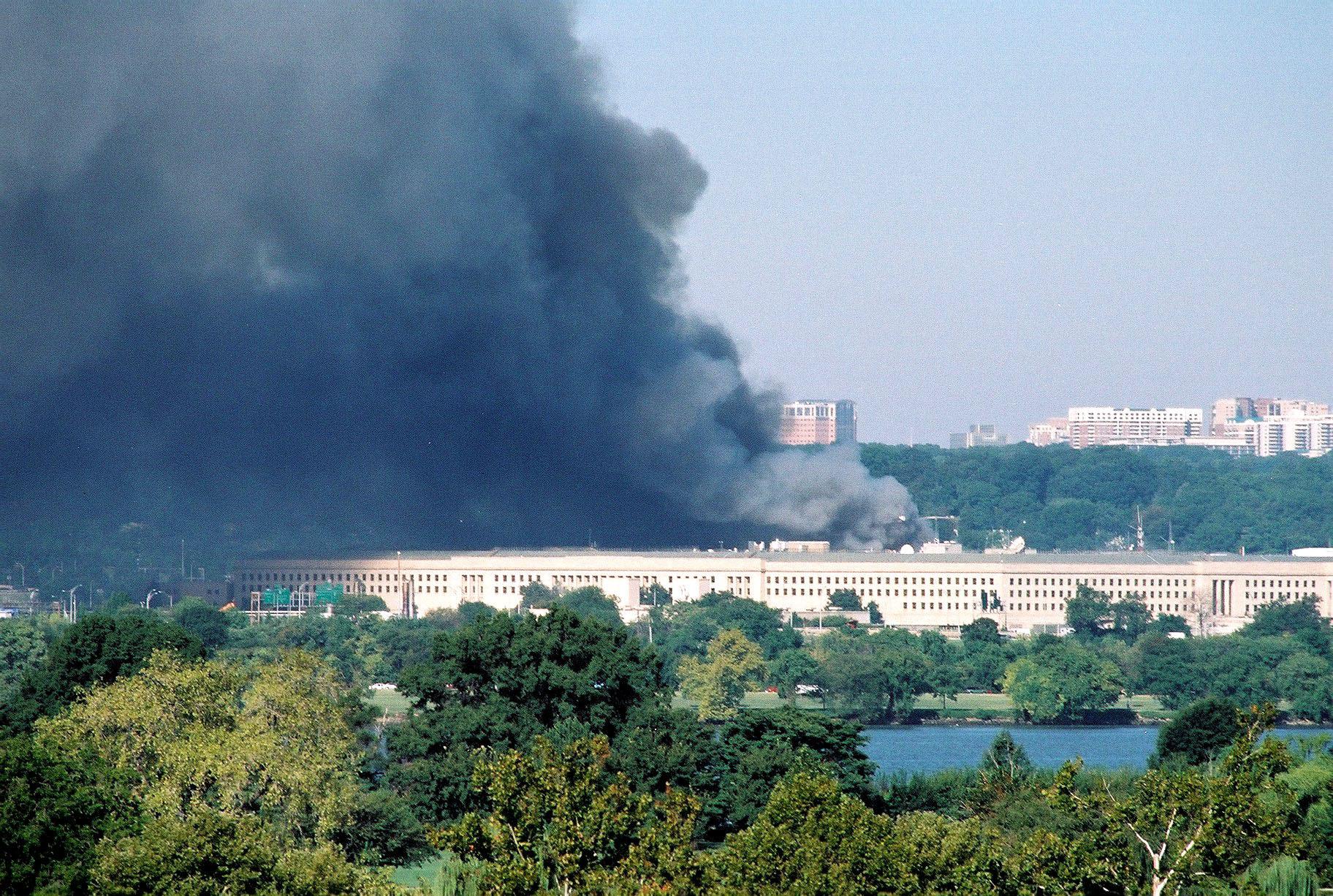 Photos The 9 11 Attacks Management Govexec Com
