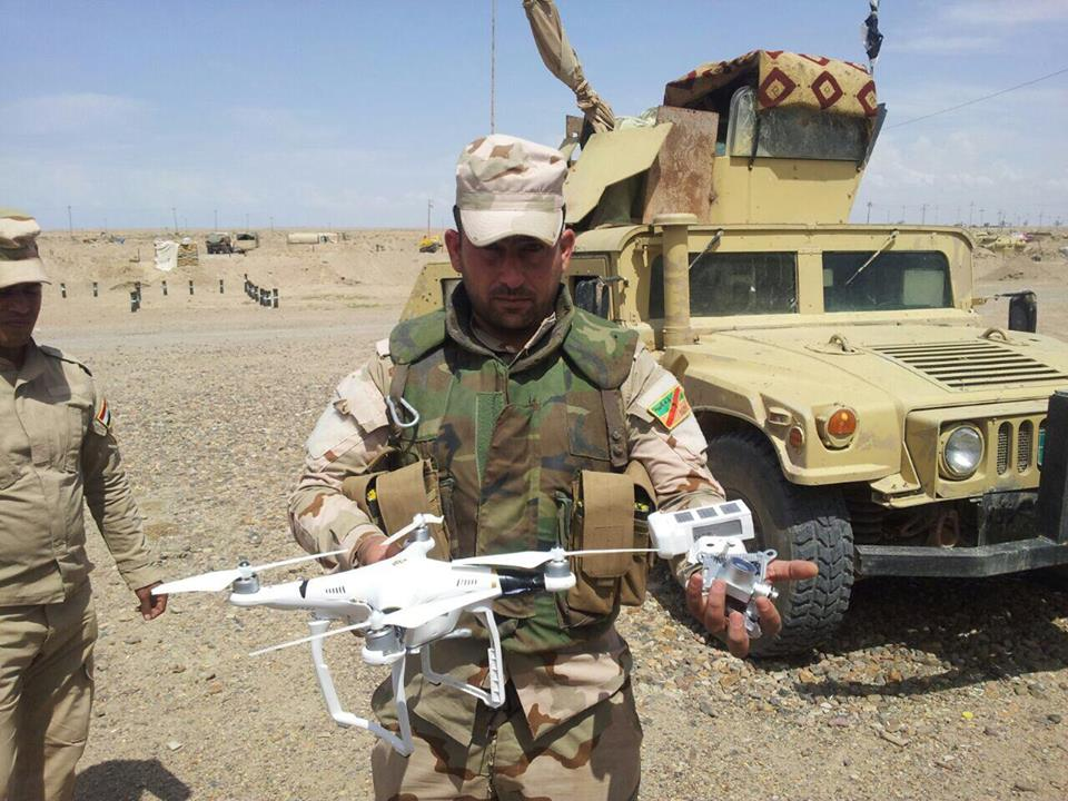 The Drones Of ISIS