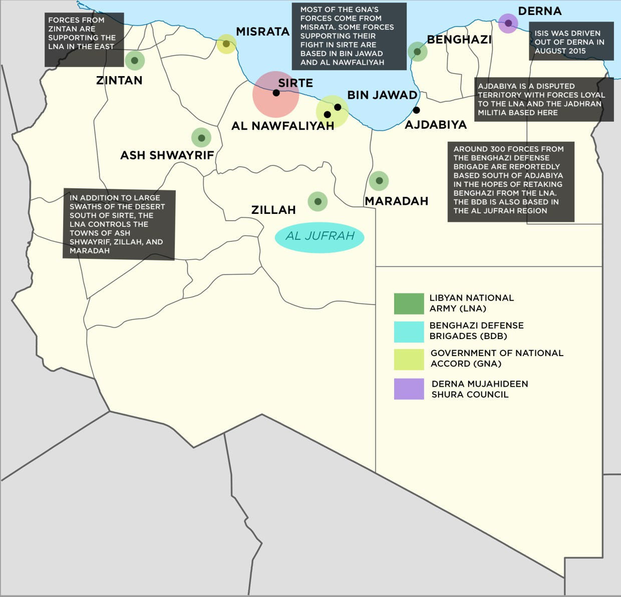 Obama Orders Air Campaign Against ISIS In Libya Escalating No - Isis location map in us
